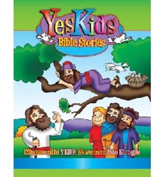 Picture of Yeskids Bible Stories Sesotho Ka Ho Mamela
