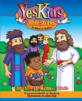 Picture of Yeskids Bible Stories Sesotho Ka Boholo