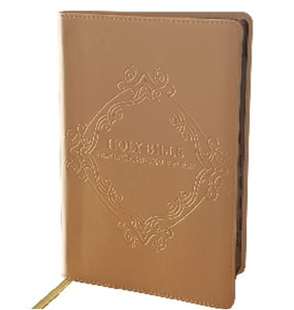 Picture of NIV Bible Standard Rose Gold, Thumb Index