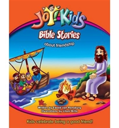 Picture of Joykids Bible Stories About Friendship