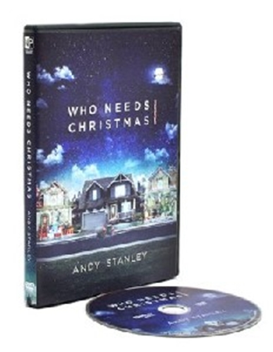 Picture of Andy Stanley Who Needs Christmas