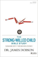 Picture of Strong Willed Child Bible Study DVD Kit