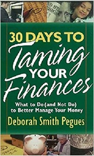 Picture of 30 Days To Taming Your Finance
