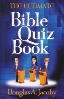 Picture of The Ultimate Bible Quiz Book