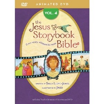 Picture of JESUS STORYBOOK BIBLE DVD VOL4