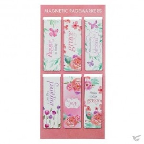 Picture of Magnetic Page Makers Blossoms Of Blessings