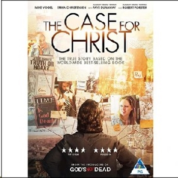 Picture of Case For Christ Dvd