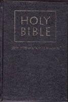 Picture of NIV STANDARD BIBLE H/C BALADECK BLACK