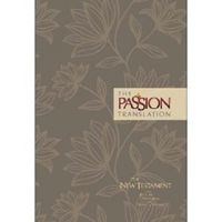 Picture of TPT BIBLE  N/T FLORAL