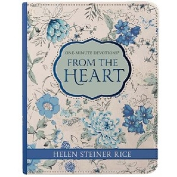 Picture of One Minute Devotions From The Heart