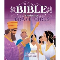 Picture of Bible Stories For Brave Girls
