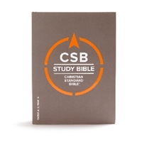 Picture of CSB Study Bible Hardcover