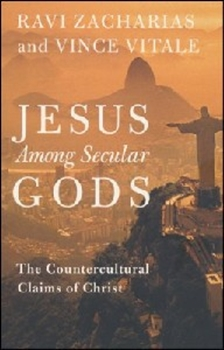 Picture of Jesus Among Secular Gods