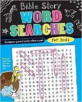 Picture of BIBLE STORY WORD SEARCHES FOR KIDS