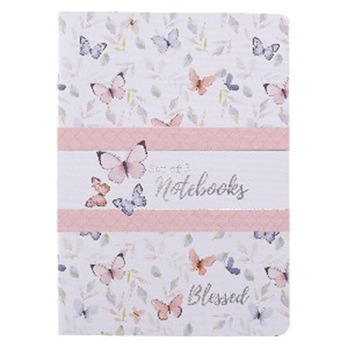 Picture of Notebook (Set of 3)  Blessed