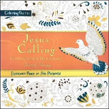 Picture of Colouring Book Jesus Calling