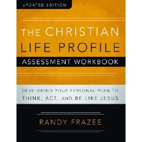 Picture of Christian Life Profile Assessment W/B
