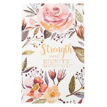 Picture of Journal Flexcover Strength And Dignity