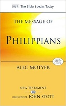Picture of Message of Philippians (BST)