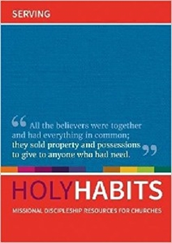 Picture of Holy Habits Serving