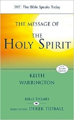 Picture of Message Of The Holy Spirit (BST)