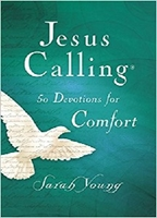 Picture of Jesus Calling 50 Devotions For Comfort