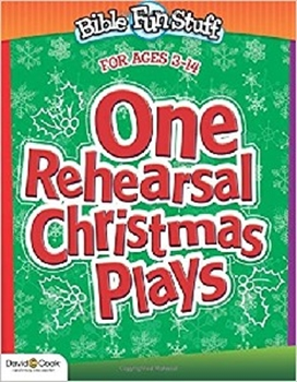Picture of One Rehearsal Christmas Plays