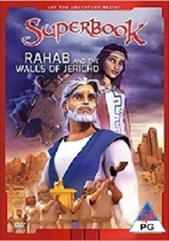 Picture of Superbook #2 Rahab And The Wall Of Jericho