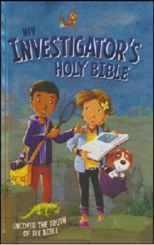 Picture of NIV Investigators Holy Bible