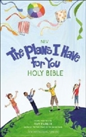 Picture of NIV THE PLANS I HAVE FOR YOU HOLY BIBLE H/C