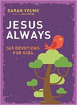 Picture of Jesus Always 365 Devotions For Kids