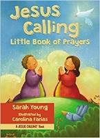 Picture of JESUS CALLING BOOK OF PRAYERS