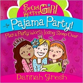 Picture of Secret Keeper Girl Pajama Party