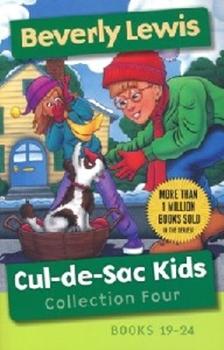 Picture of Cul De Sac Kids Collection Four Bk 19-24