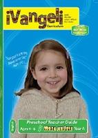 Picture of Ivangeli Preschool Teacher Guide Age 4-6 Y/A