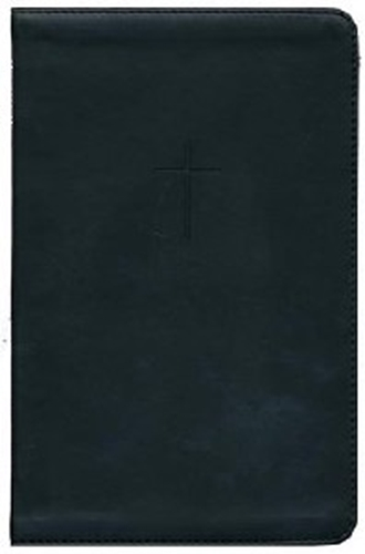 Picture of NLT Premium Gift Bible Leatherlike Black