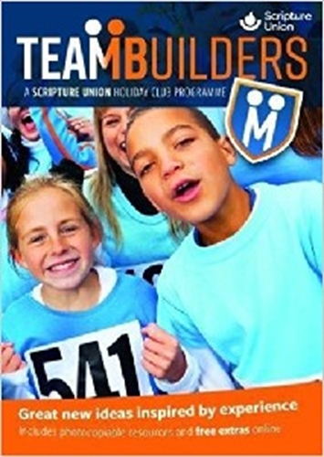 Picture of Teambuilders Manual