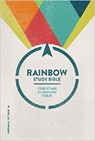 Picture of CSB Rainbow Study Bible Hardcover