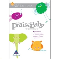 Picture of Praise Baby Collection Box Dvd