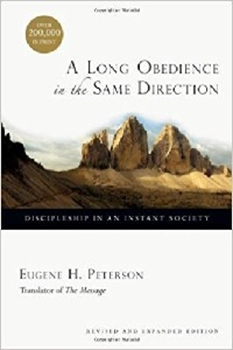 Picture of Long Obedience In The Same Direction
