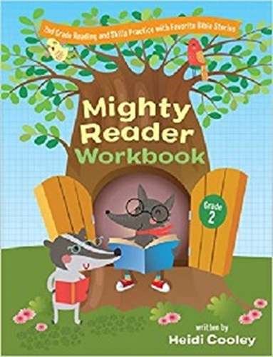 Picture of Mighty Reader Workbook Second Grade
