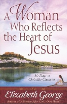 Picture of Woman Who Reflects The Heart Of Jesus