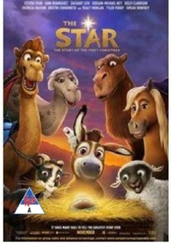 Picture of The Star DVD Animation