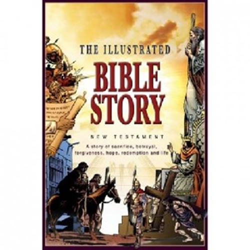 Picture of Illustrated Bible Story New Testament