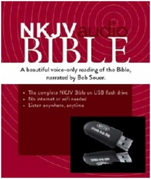 Picture of NKJV Audio Bible