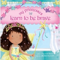 Picture of MY PRINCESSES LEARN BE BRAVE
