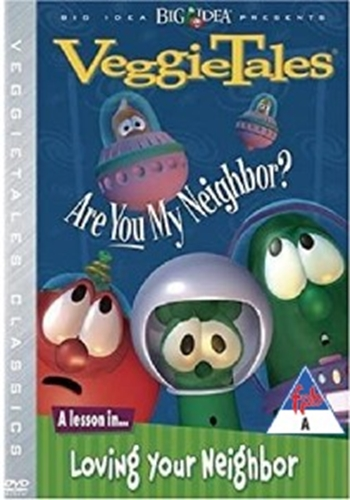Picture of Veggietales Are You My Neighbour?