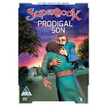 Picture of Superbook #2 The Prodigal Son