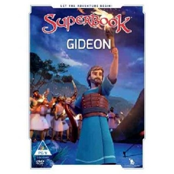 Picture of Superbook #2 Gideon