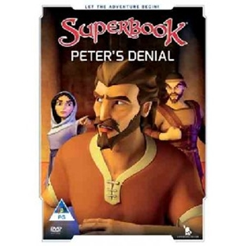 Picture of Superbook #2 Peters Denial